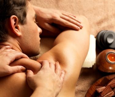 Massage énergisant